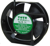 Ez~Air Toyo FP-108ex blower fan